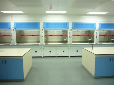 Ducted Bench Mounted Fume Cupboards