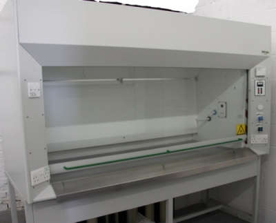 Refurbished Low Height Fume Cupboard 1800 Wide